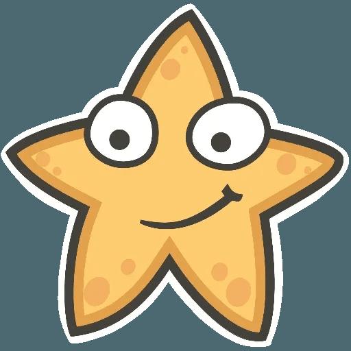 Starmoji - Tray Sticker