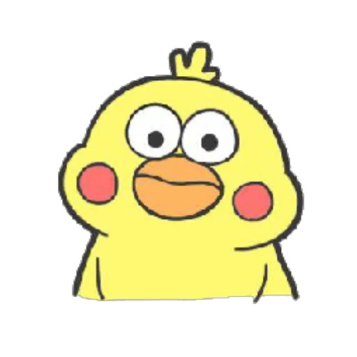 雞 - Tray Sticker