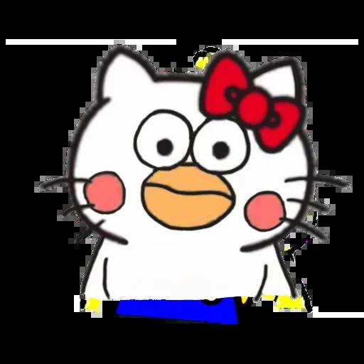 雞 - Sticker 20