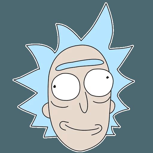 R&M Rick - Sticker 9