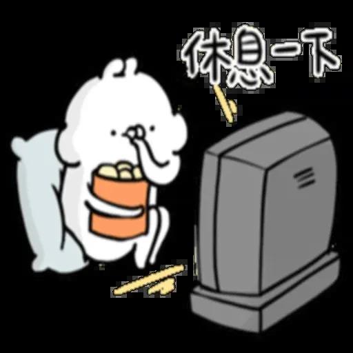 Rabbit3 - Sticker 21