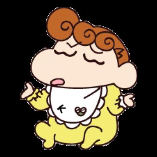 小葵 蠟筆小新妹妹 Himawari shinchan 3 - Sticker 14