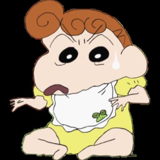小葵 蠟筆小新妹妹 Himawari shinchan 3 - Sticker 21