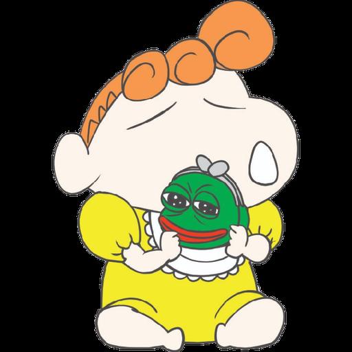 小葵 蠟筆小新妹妹 Himawari shinchan 3 - Sticker 11