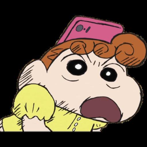 小葵 蠟筆小新妹妹 Himawari shinchan 3 - Sticker 13
