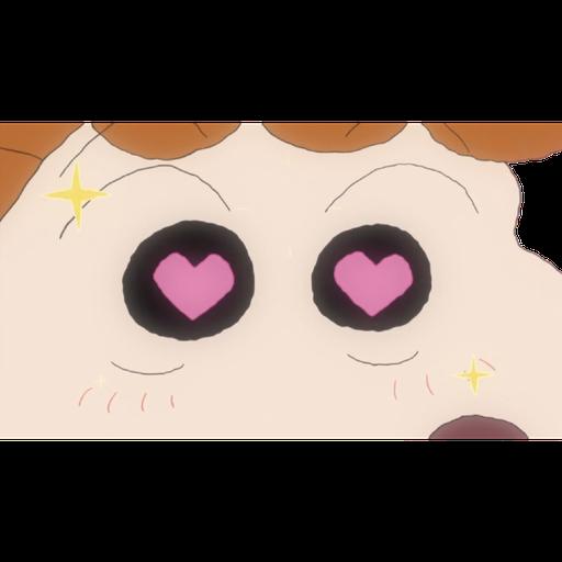 小葵 蠟筆小新妹妹 Himawari shinchan 3 - Sticker 7