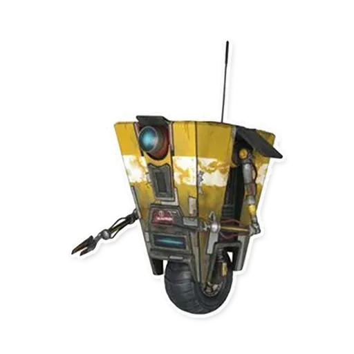 Borderlands - Sticker 22