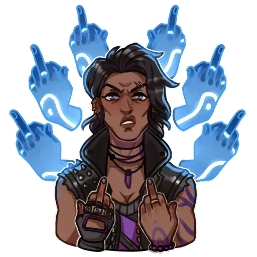 Borderlands - Sticker 16