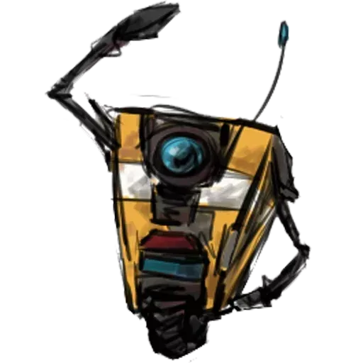 Borderlands - Sticker 7