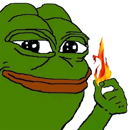 Pepe - Sticker 27