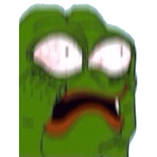 Pepe - Sticker 7
