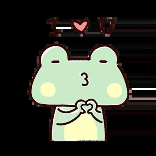 Frog1 - Sticker 16