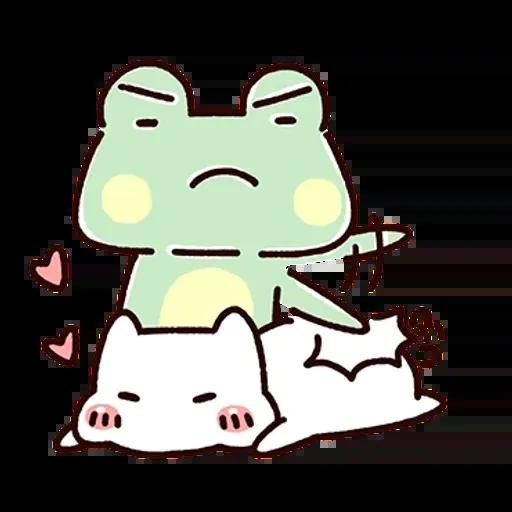 Frog1 - Sticker 20
