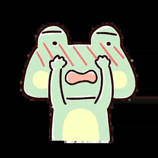 Frog1 - Sticker 23