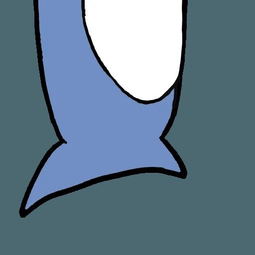 鯊魚 - Sticker 25