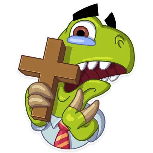 Mr. T-Rex - Sticker 29