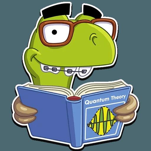 Mr. T-Rex - Sticker 7