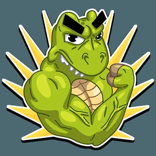 Mr. T-Rex - Sticker 15