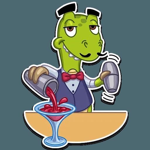 Mr. T-Rex - Sticker 5