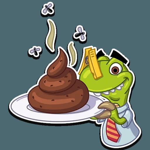 Mr. T-Rex - Sticker 17