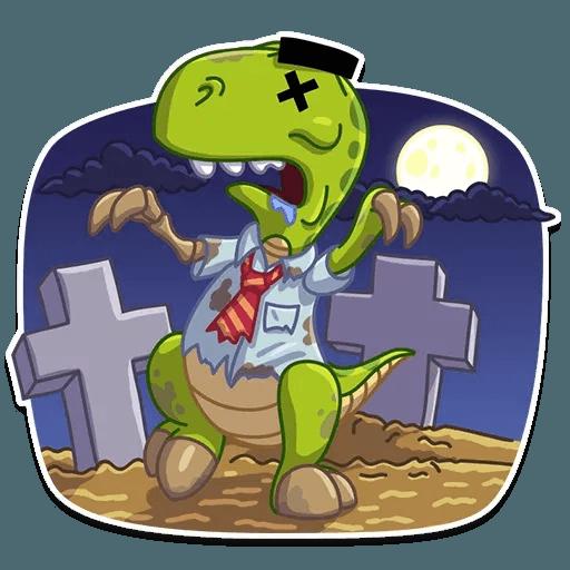 Mr. T-Rex - Sticker 9