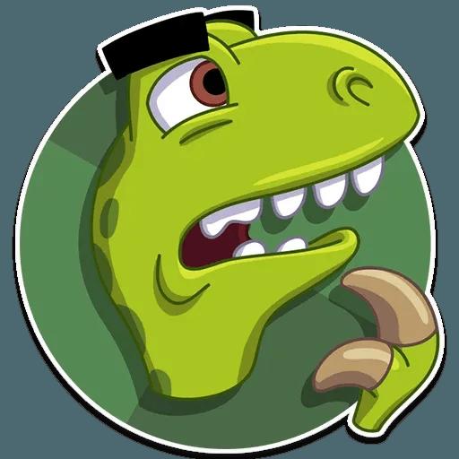 Mr. T-Rex - Sticker 20