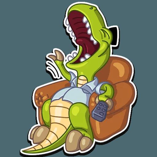 Mr. T-Rex - Sticker 26