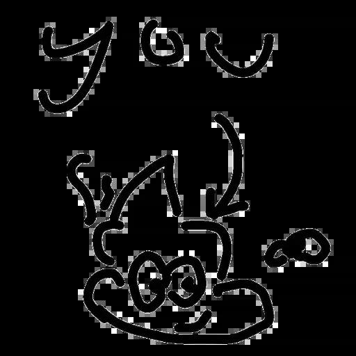 Scribbles - Sticker 14