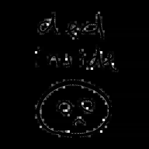 Scribbles - Sticker 11