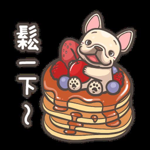 法鬥皮古-狂歡派對(第18彈) 聖誕貼圖 - Sticker 16