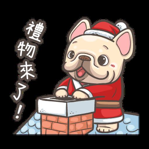法鬥皮古-狂歡派對(第18彈) 聖誕貼圖 - Sticker 7