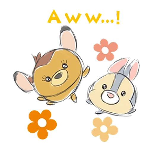 Tsum Tsum Disney - Sticker 8