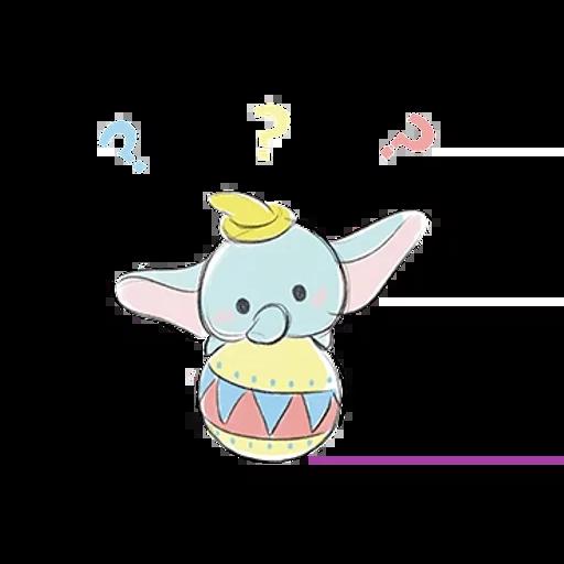 Tsum Tsum Disney - Sticker 5