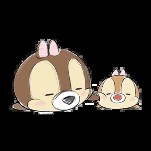 Tsum Tsum Disney - Sticker 11