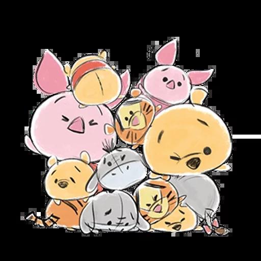 Tsum Tsum Disney - Sticker 15