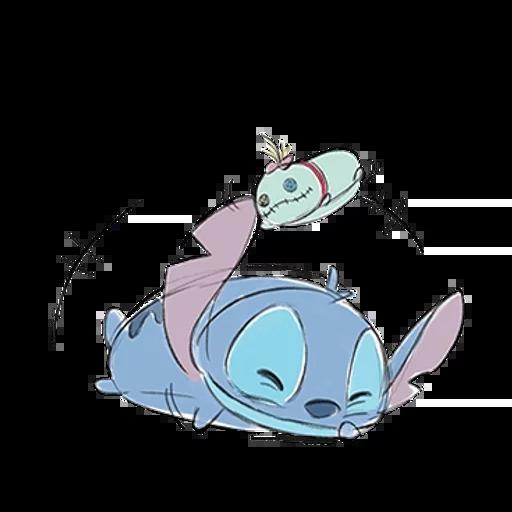 Tsum Tsum Disney - Sticker 21