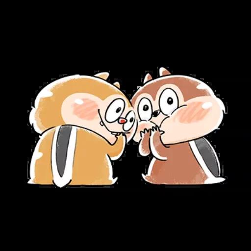 Mickey friends - Meong - Sticker 18