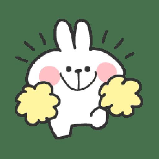 Rabbit Doodle 01 - Sticker 17
