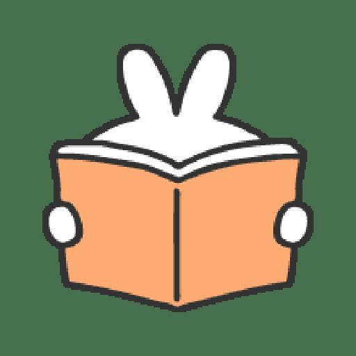Rabbit Doodle 01 - Sticker 3
