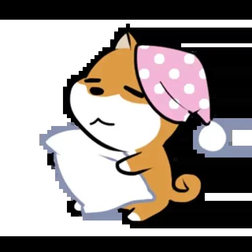 Shibabean - Sticker 14