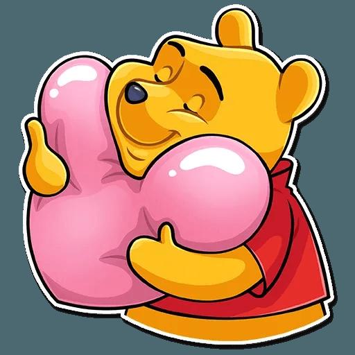 Winnie The Pooh - Sticker 23