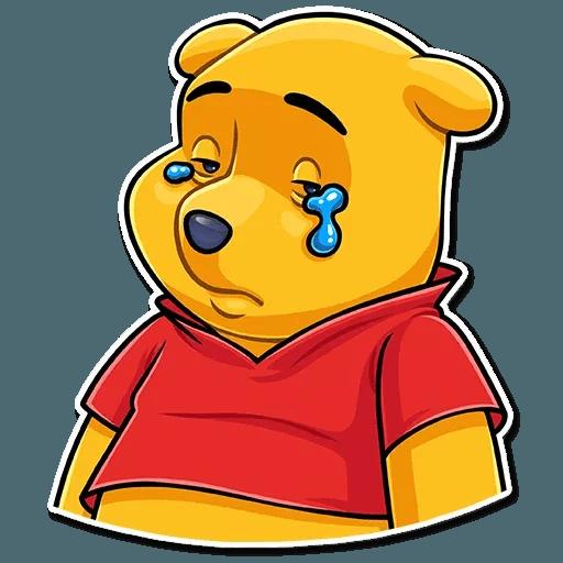 Winnie The Pooh - Sticker 7