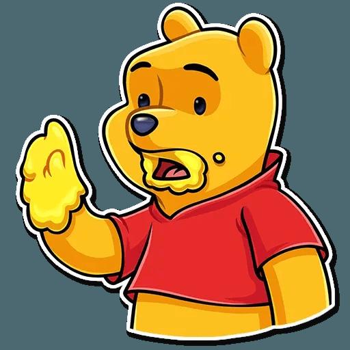 Winnie The Pooh - Sticker 19