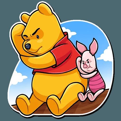 Winnie The Pooh - Sticker 29