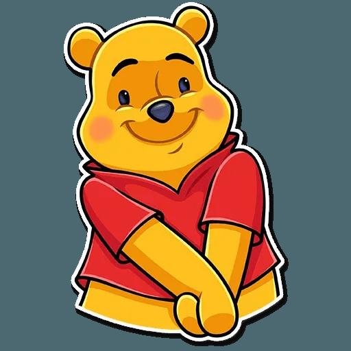 Winnie The Pooh - Sticker 20