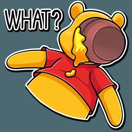 Winnie The Pooh - Sticker 10