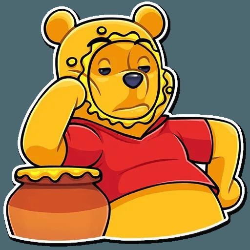 Winnie The Pooh - Sticker 28