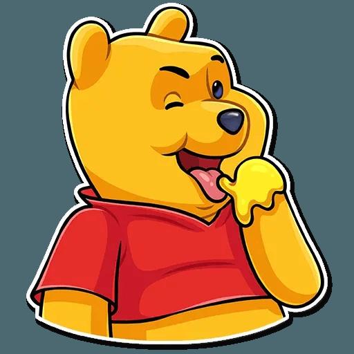 Winnie The Pooh - Sticker 27