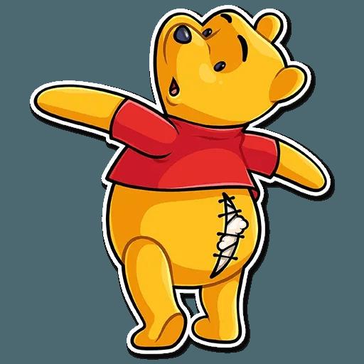 Winnie The Pooh - Sticker 30