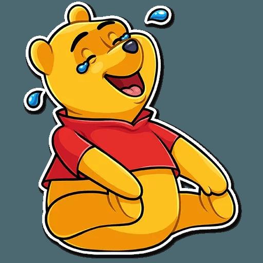 Winnie The Pooh - Sticker 16